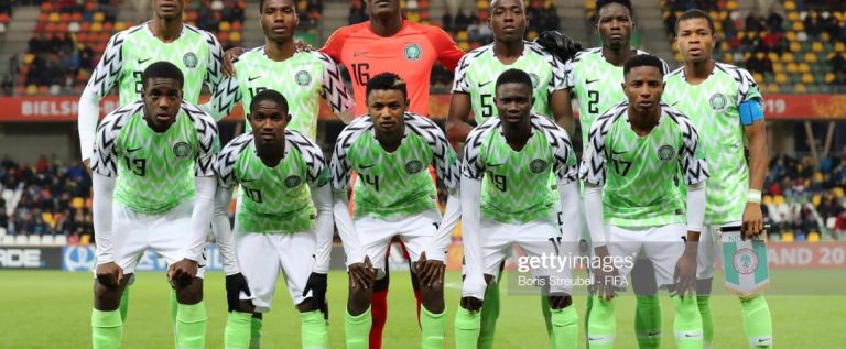 Flying Eagles Reach Africa Games Football Final Beat Mali 5-4