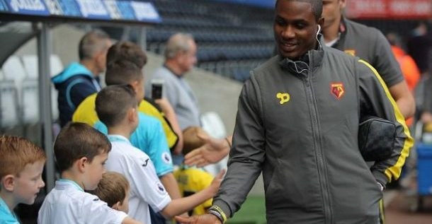 Odion Ighalo Seeks Premier League Return