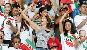 Iranian Women Allowed To Watch World Cup Qualifier In Stadium