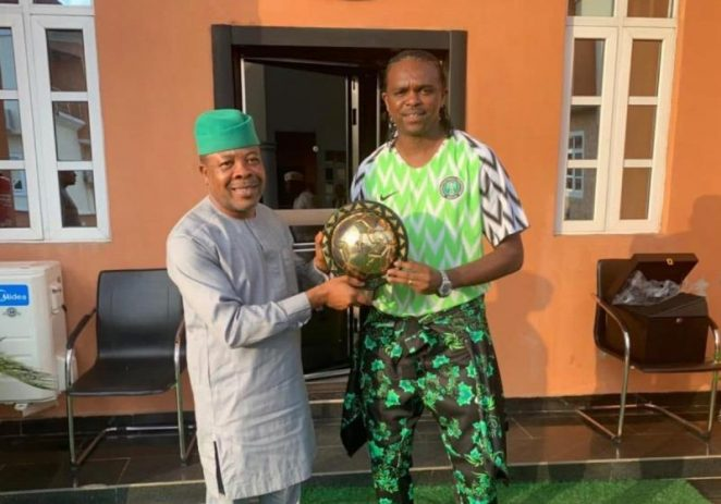 Imo State Governor Appoints Kanu SSA On Sports
