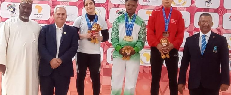 Africa Games: Athletes Motivated for more medals As FG Clears Allowances