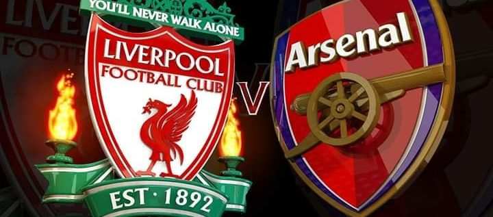 Liverpool vs Arsenal; Match preview, Stats