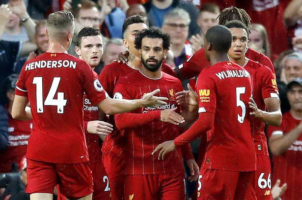 Liverpool Thrash Norwich In Premier League Opener