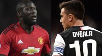 Manchester United, Juventus Agree Dybala-Lukaku Swap