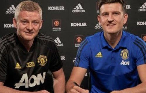 Harry Maguire Reveals Why He Could Not Turn Down Man Utd. Offer