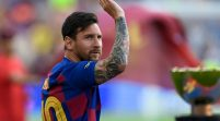 Messi Agrees New Five-year Contract With FC Barcelona On Pay Cut
