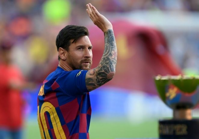 Barcelona's Crises Deepen As Messi Hands In Transfer Request