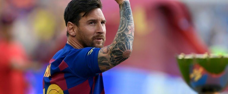 Messi Ruled Out Of La Liga Opener with injury