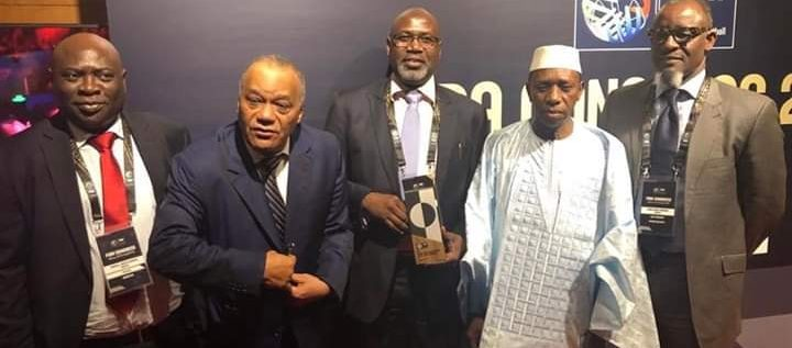NBBF Celebrates Niang's Emergence As FIBA President