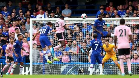 Clinical Ndidi Extends Lampard's Winless Woes