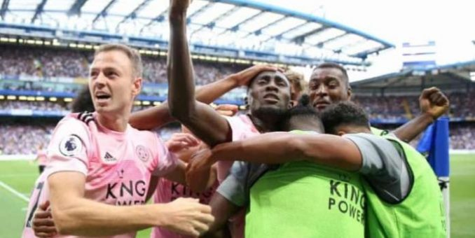 Wilfred Ndidi: Leicester City Should Have Defeated Chelsea