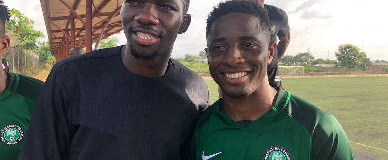 Makanjuola Can Help Flying Eagles Win Gold At African Games – Omeruo