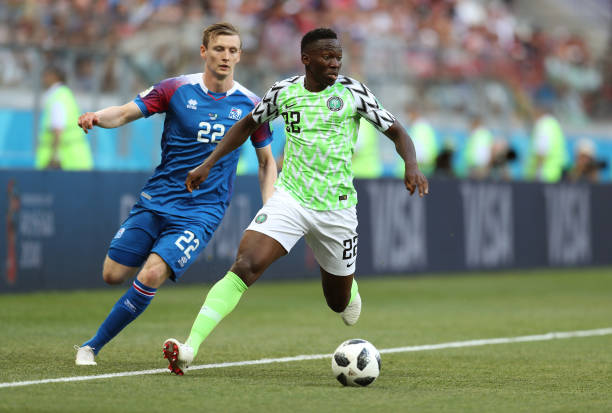 Amokachi Advises Kenneth Omeruo To Do More In Super Eagles