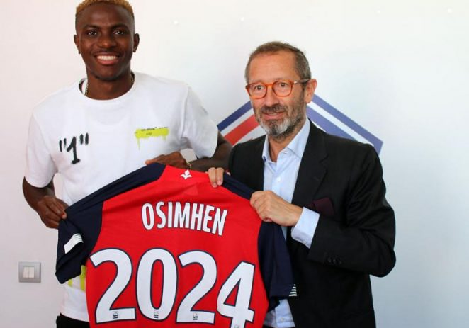 REVEALED: Why Victor Osimhen Did Not Join Arsenal In 2017