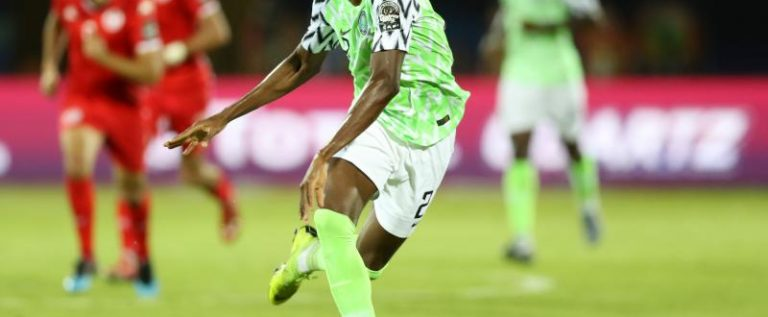 Lille Salute Victor Osimhen For Super Eagles Maiden Goal