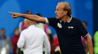 Rohr Assures Of 2022 AFCON, World Cup Tickets