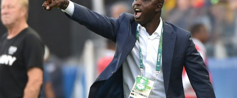 FIFA Life Ban: Coach Samson Siasia Is A Victim Of Racism