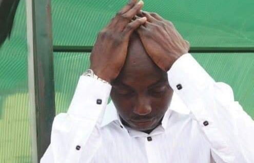 Mother's Kidnap: I Need Help – Siasia Cries Out