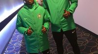 Africa Games: Flying Eagles duo, Makanjuola, Chinoso Battle Ready for Burkina Faso