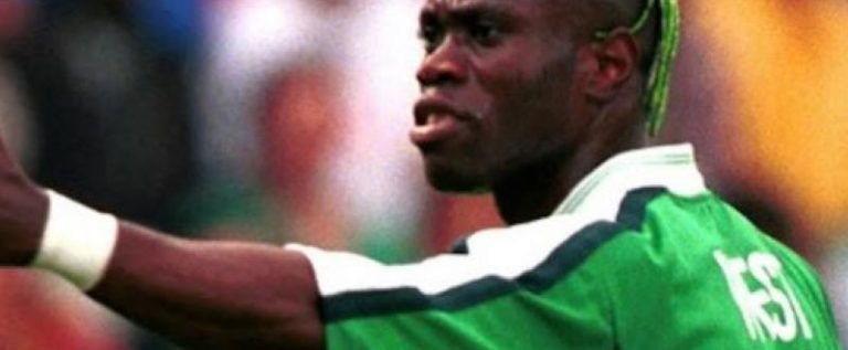 4 Days After He Threatened To Go On Protest Against Corruption In Football, NFF Appoints Taribo West A Committee Member