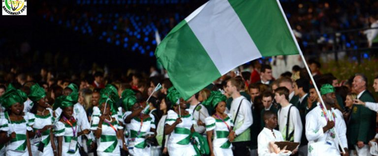 750 Nigeria Contingent For African Games