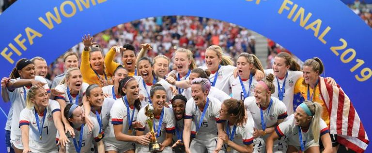 USA Women's football team appeal against equal Pay Ruling