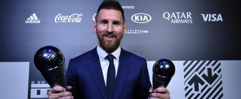 Vote-rigging Allegation Mars FIFA Best As Captains, Coaches Deny Voting For Messi