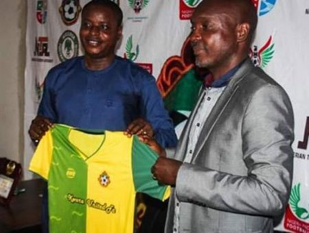 Kwara United Unveil Biffo As New Technical Adviser
