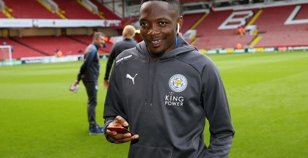 Ahmed Musa Glad To Bounce Back From Injury