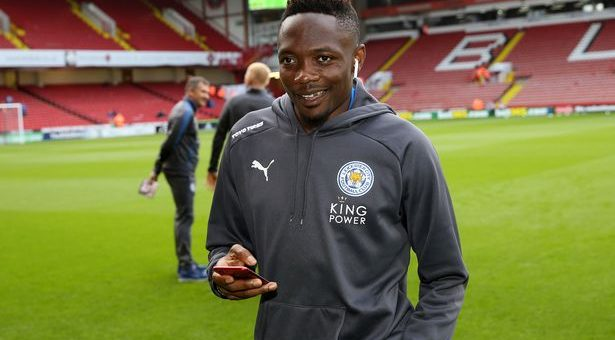 Super Eagles Captain Ahmed Musa Yet To Receive Galatasaray Offer