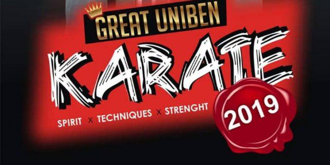 UNIBEN To Host All Nigerian Universities Karate Championship 2nd Edition