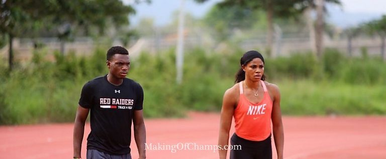 BREAKING NEWS: Blessing Okagbare, Divine Odudu Cleared By IAAF To Compete In 200m/Relay