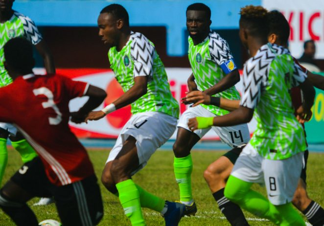Like Super Falcons, Olympic Eagles Crash Out Of Tokyo 2020 Qualifiers