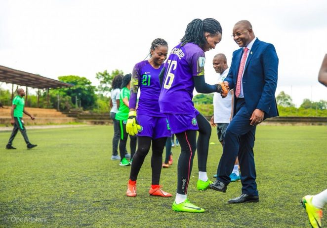 Dare Sets Three-Point Agenda For Sports Ministry In 2020