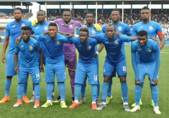 CAF Confederation Cup: Enyimba Upbeat In Reaching Semi-final