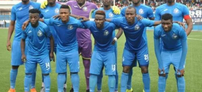 Enyimba Thrash Paradou AC To Consolidate CAF CC Knockout Stage Hopes
