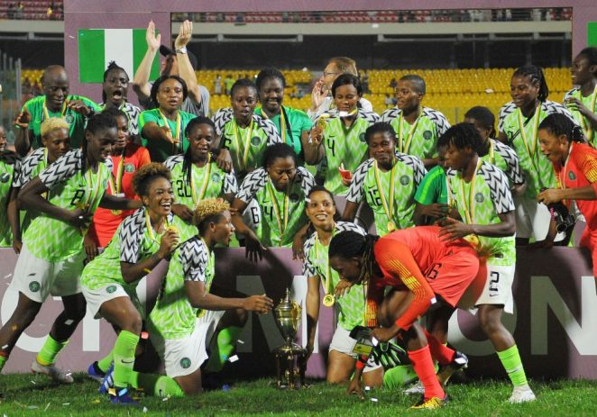 How Super Falcons Humiliated Equitorial Guinea 9-0 To Win Turkey Tourney