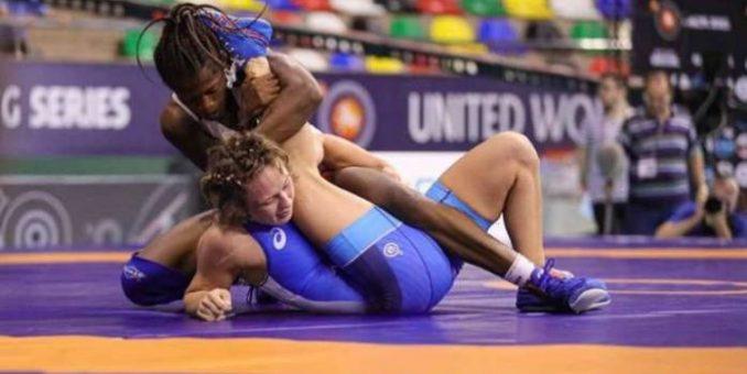 WWC: Odunayo Adekuoroye Targets Gold After Olympic Qualification