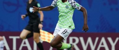 Asisat Oshoala Drums Support For Nigeria's 2020 AWCON Hosting Bid
