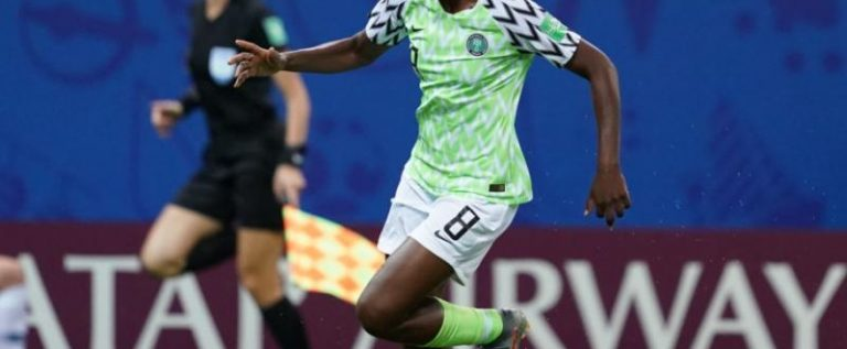 Why Super Falcons Struggled Against Algeria in Lagos