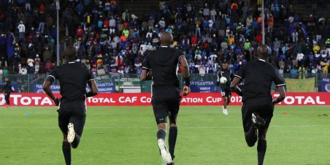 Nasarawa FA Suspend Footballer For Slapping Referee