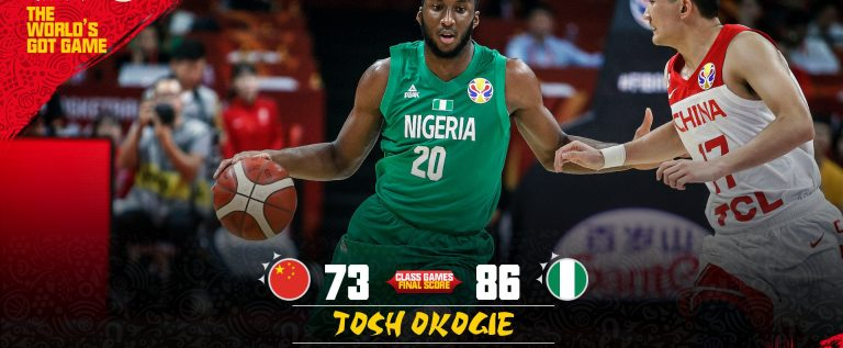 How D'Tigers Overpowered China To Pick 2020 Olympic Ticket