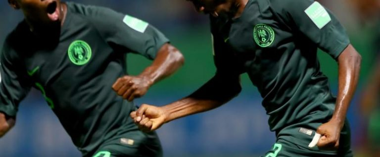 How Nigeria Came From Behind Twice To Beat Hungary In U-17 World Cup Opener