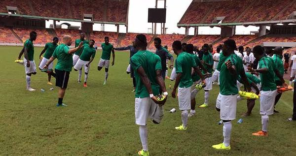 U-17 Captain, Osimhen, Ajayi top Rohr's 23-man squad for Ivory Coast/Tunisia friendlies