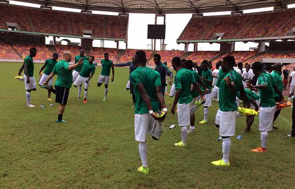 How Super Eagles Defeated Togo 2-0, Yet Failed To Qualify For CHAN 2020