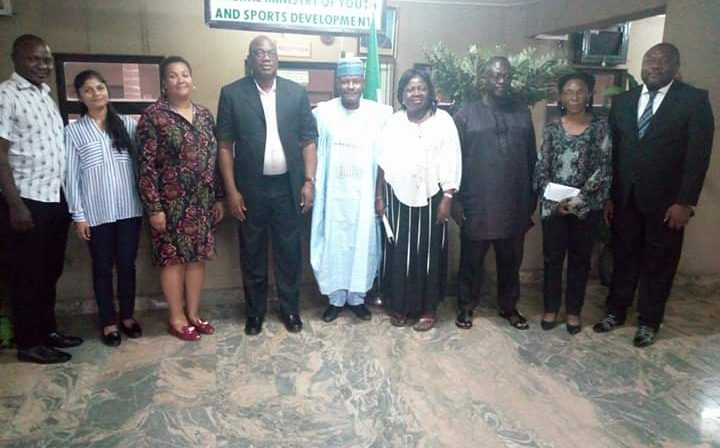 Africa Union Sports Council Begins Young Leaders In Sports Seminar In Abuja Wednesday