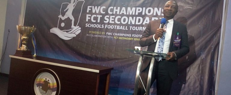 FWC Champions Secondary School Tournament Set To Kick-off After Preliminary Draw
