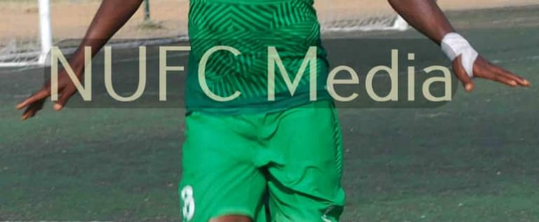 Meet Omede Usman, Nasarawa United's New Acquisition