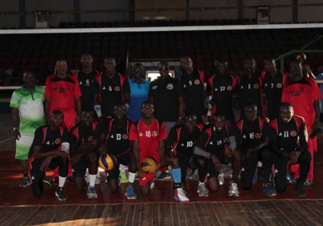 Kada Kings, COAS Spikers Records First Wins In Volleyball League