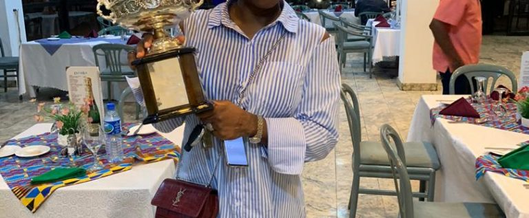 Jummai Abdullahi Emerges Winner Of 20th IBB Ladies Golf Close Championship